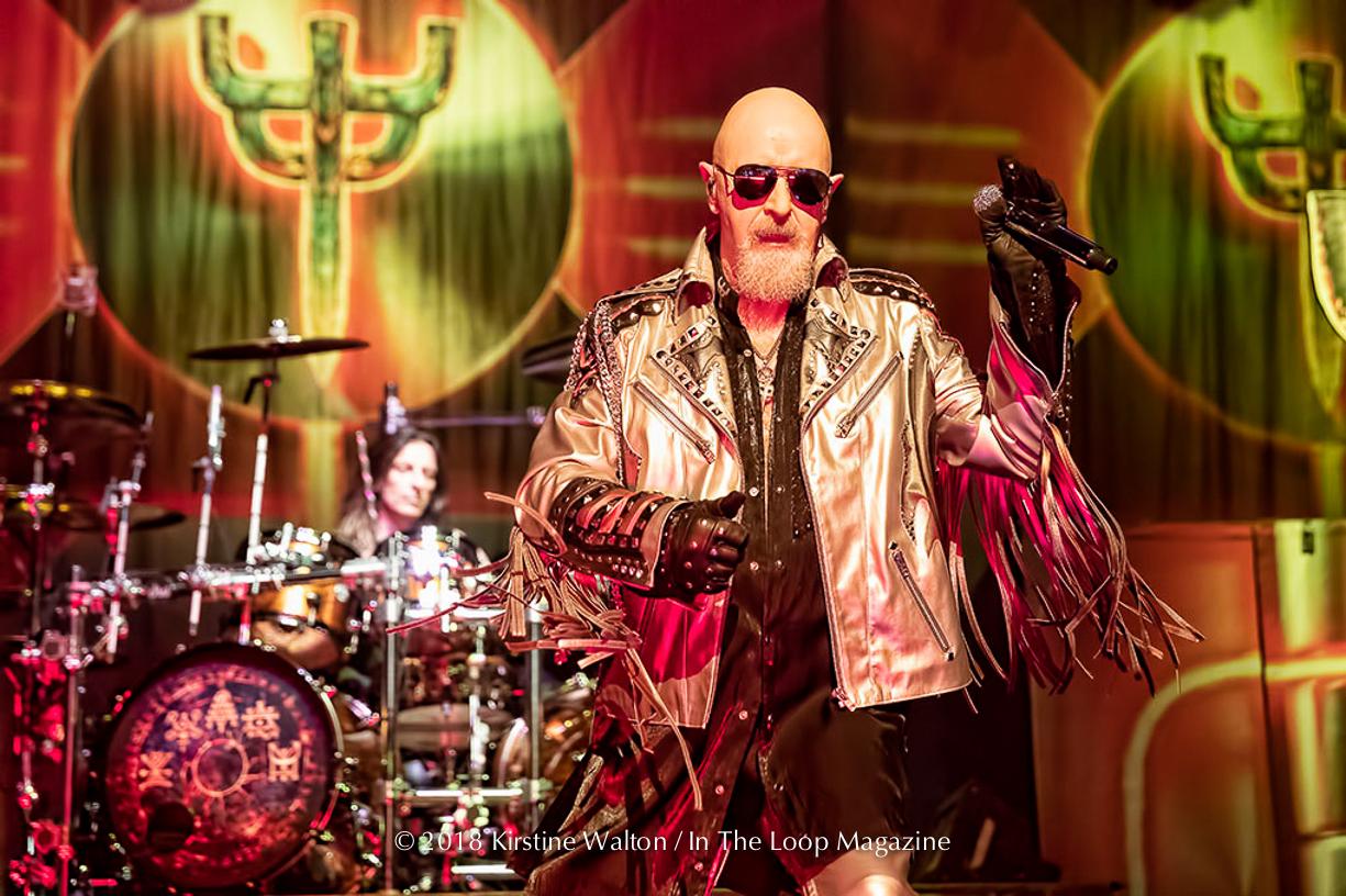 Judas Priest @ Hollywood Casino Amphitheatre (Tinley Park, IL)