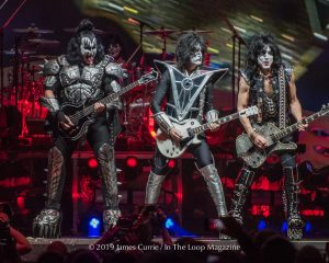 KISS: End of the Road World Tour @ United Center