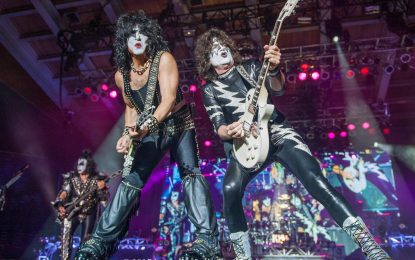 KISS @ RiverEdge Park (Aurora, IL)