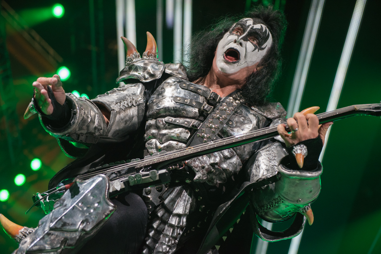 KISS @ BMO Harris Bank Center (Rockford)