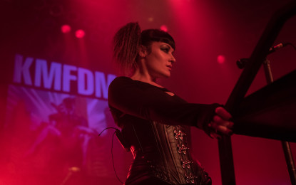 Photo Gallery : KMFDM @ House of Blues Chicago