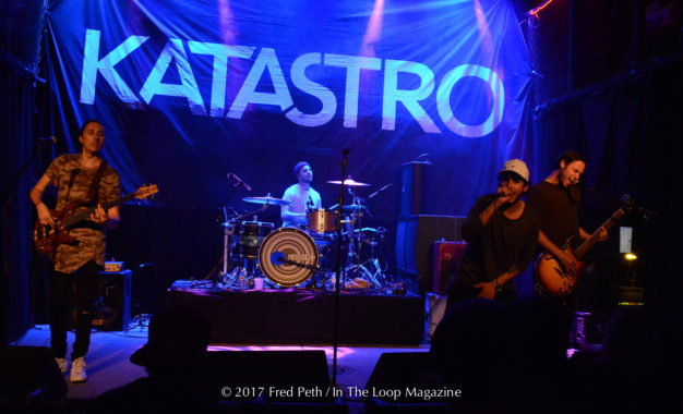 Concert Review: Katastro at Reggie's Rock Club in Chicago