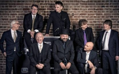 In The Court Of The Auditorium Theatre, King Crimson Rule Chicago's Loop