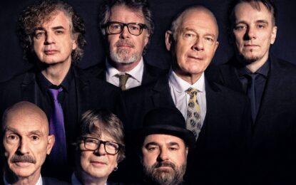 "Prog-Rock Legends, King Crimson, Announce ""Music Is Our Friend"" North American Tour Dates For 2021"