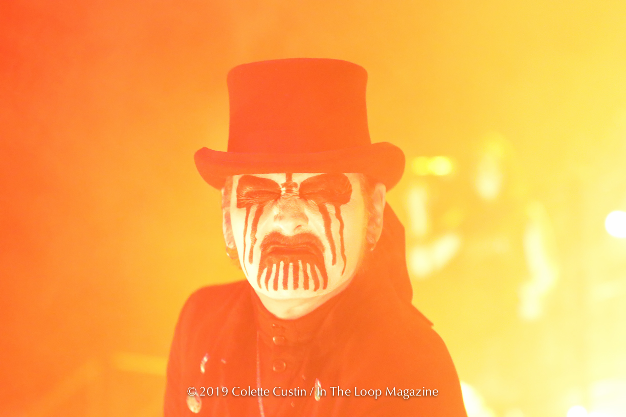 King Diamond @ The Riviera Theatre
