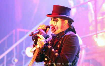Legacy Metal Artist, King Diamond, Teases New Album In Deliciously Wicked Riviera Show