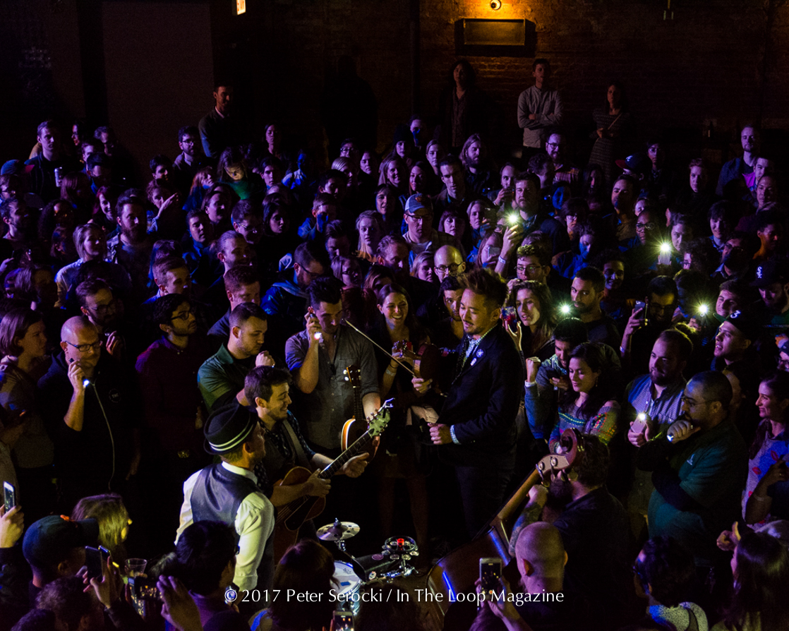 Concert Review: Kishi Bashi Live in Chicago at Thalia Hall
