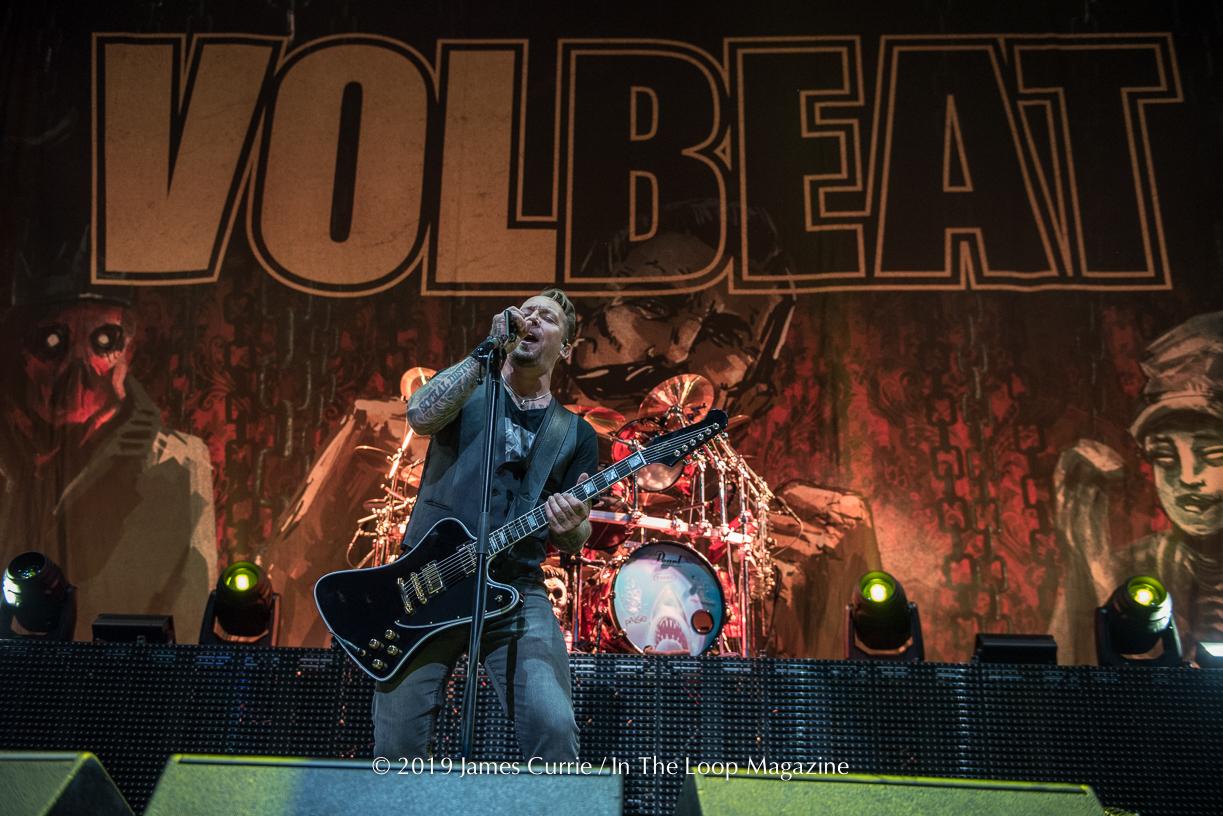 Volbeat @ Knotfest Hollywood Casino Amphitheatre