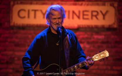 Kris Kristofferson @ City Winery