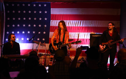 Photo Gallery : Lera Lynn @ FitzGerald's 34th Annual American Music Festival