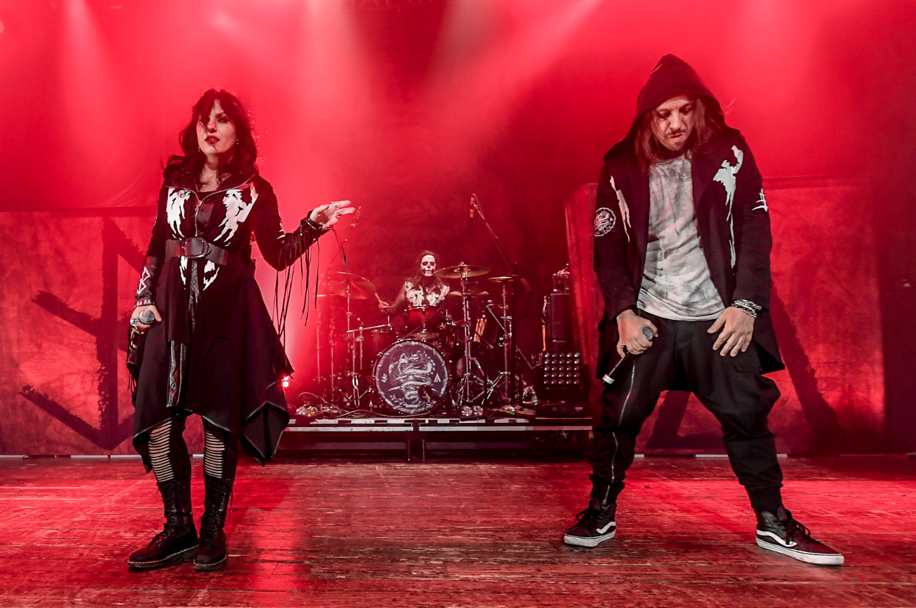 Live Review:  All That Remains with Lacuna Coil: Disease of The Anima Tour  with opener Bad Omens