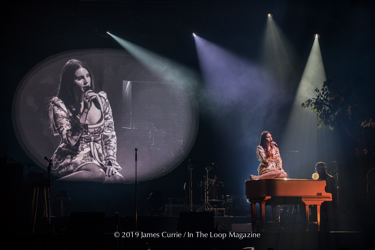 Concert Review: Lana Del Rey Brings 'Norman Fucking Rockwell!' Tour To Sold Out Aragon Ballroom