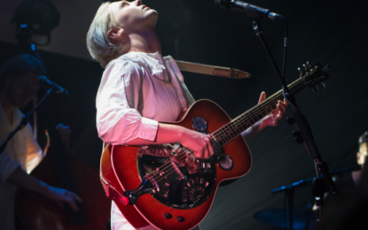 Laura Marling Shines in Chicago Performance at Lincoln Hall