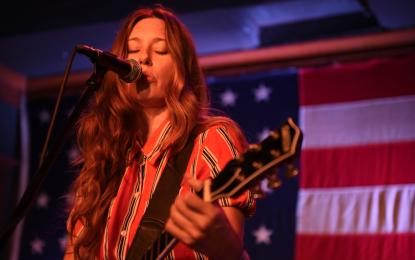 Singer Songwriter Lera Lynn Brings Her Indie Americana Music to Berwyn