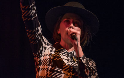 Lera Lynn Plays Final Show Of Tour At The Old Town School Of Folk Music