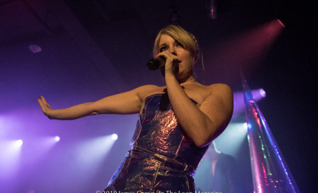 UK ElectroPop Star Little Boots Kicks Off Anniversary Tour Right Here In Chicago at Intimate Night Club