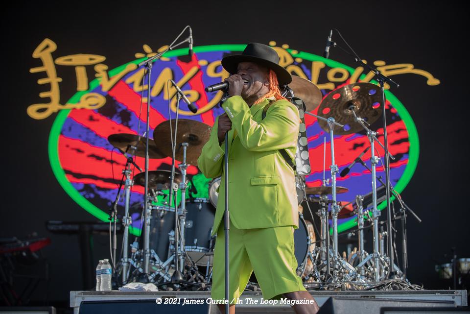 Photo Gallery: Living Colour @ Riot Fest 2021