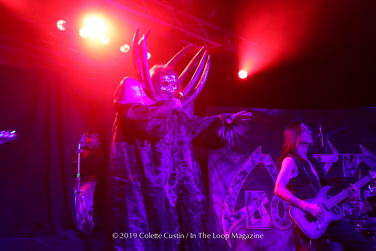 Lizzy Borden Brings His Midnight Things To Play With Chicago Fans After Almost A Decade Away