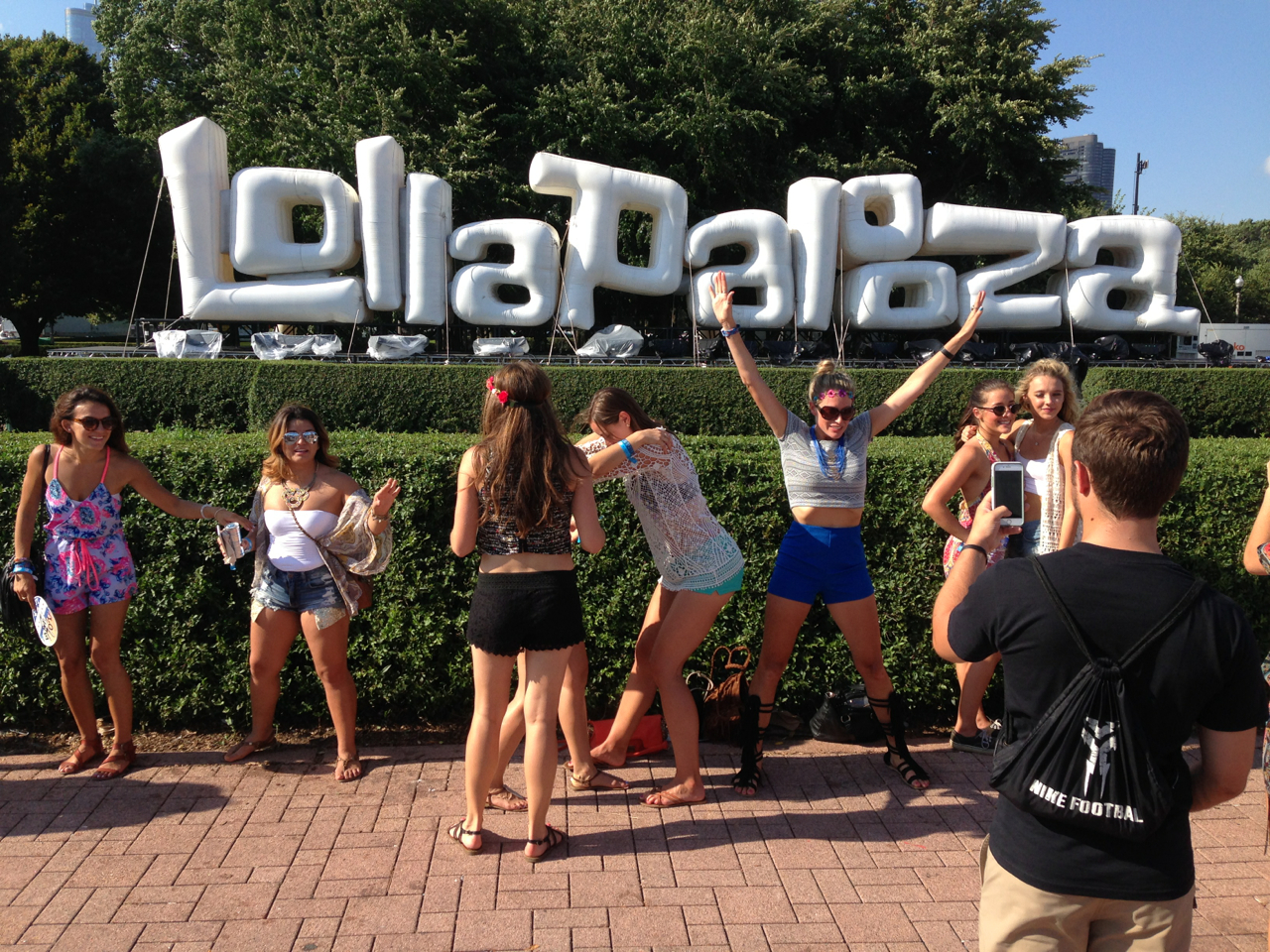 Photo Gallery : Lollapalooza 2015 Chicago – Festival Grounds