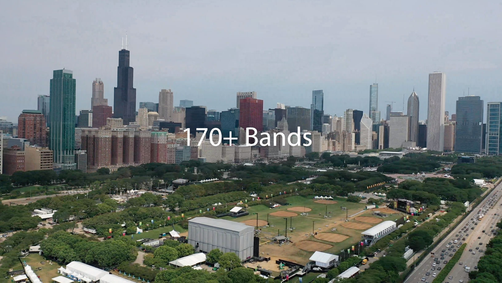 Today Is The Day: Chicago Largest Lakefront Music Festival Lollapalooza Returns To Grant Park