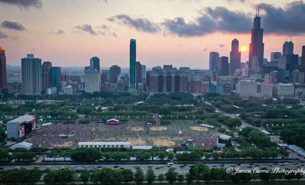Lollapalooza 30th, Day 1 Recap: A Lot Happens In Three Decades