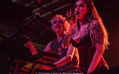 Lords of Acid: Pretty in Kink Tour @ Bottom Lounge