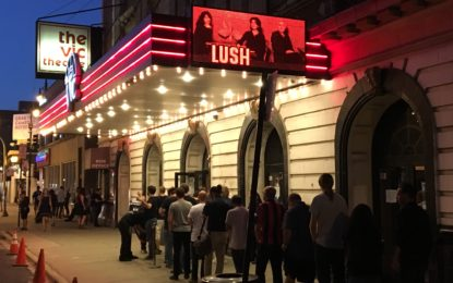 Lush, Live In Chicago Again 20 Years Later, As Good Things Come To Those Who Wait