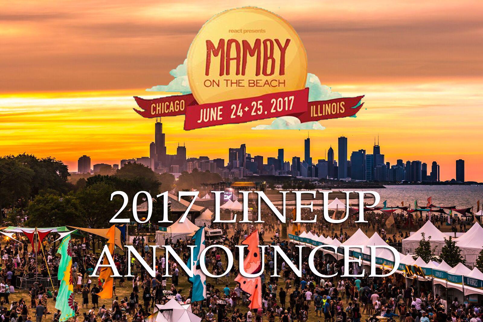 North Beach Festival Music Lineup