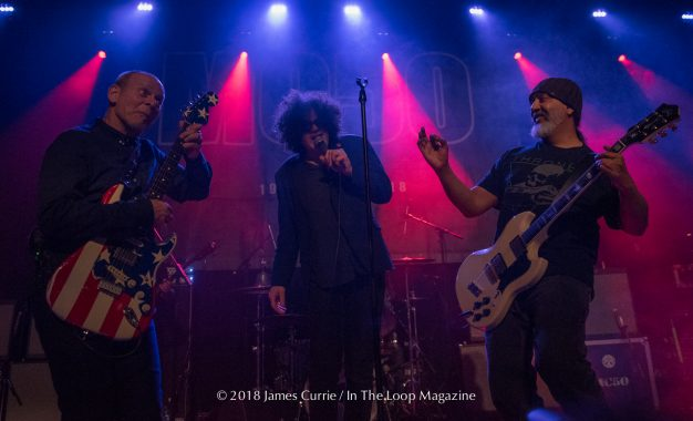 MC5 (0) Kicked Out The Jams At The Metro During Their Sold Out One Night Only Show