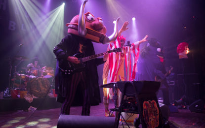 Mac Sabbath Live At The House of Blue Cheese: Send In The Clowns