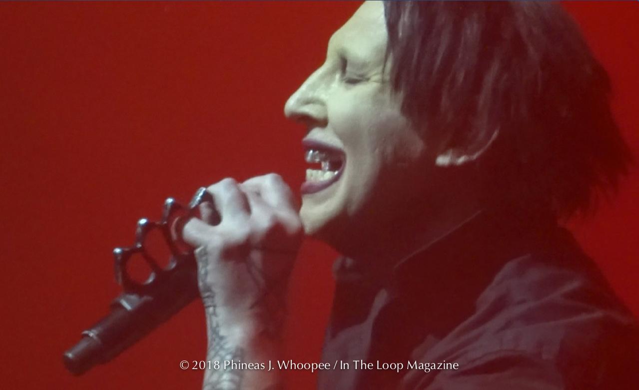 Marilyn Manson @ Riviera Theatre