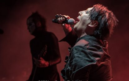 Marilyn Manson @ Hollywood Casino Amphitheatre