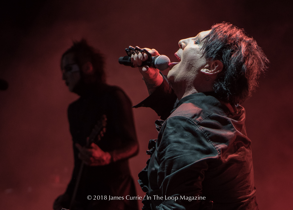 Marilyn Manson @ Hollywood Casino Amphitheatre