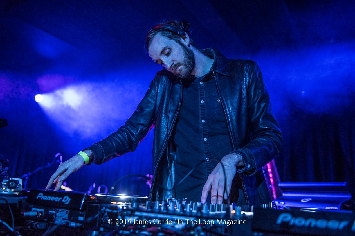 DJ Marty Mars @ Sleeping Village