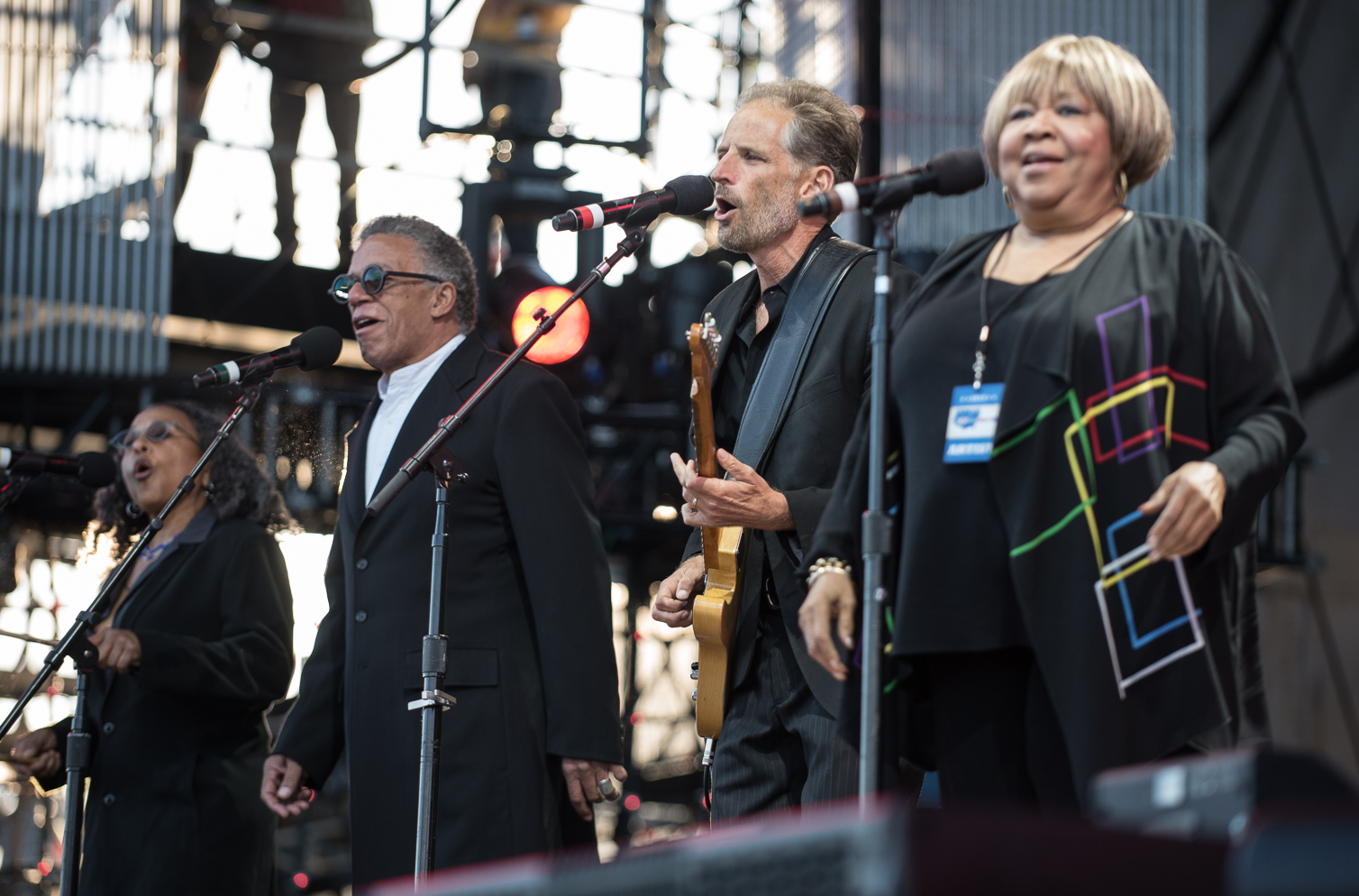 Photo Gallery : Mavis Staples @ Farm Aid