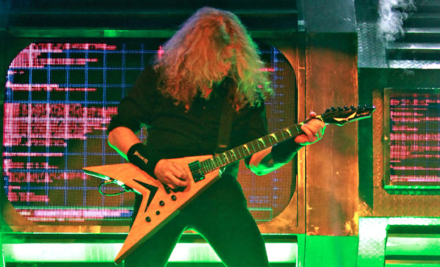 "Megadeth ""Dystopia"" World Tour With Amon Amarth, Suicidal Tendencies, Metal Church and Butcher Babies Hits Moline"