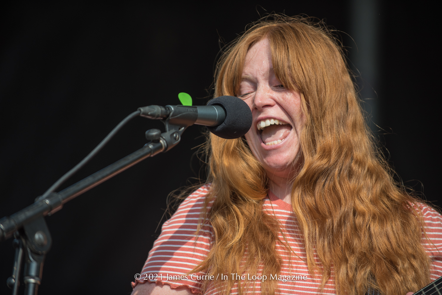 Photo Gallery: Melkbelly live at Riot Fest 2021 Chicago