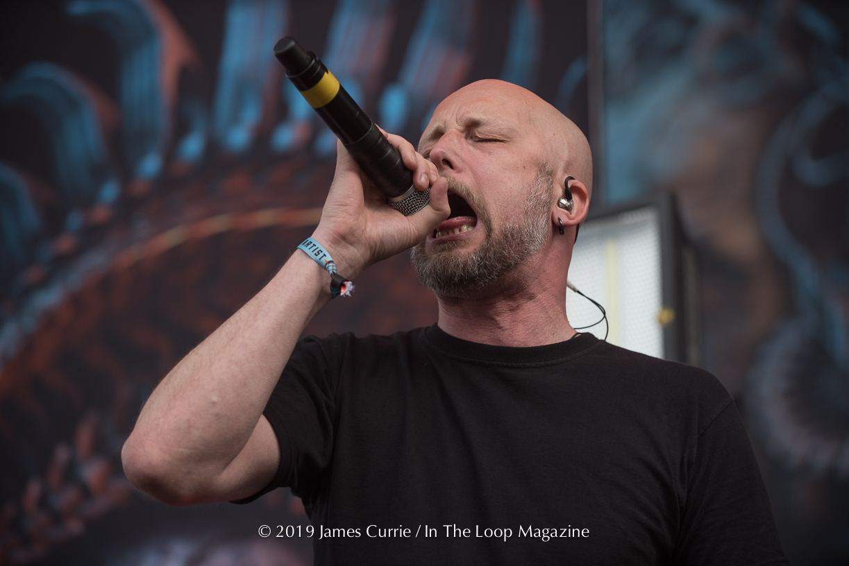 Meshuggah @ Chicago Open Air 2019