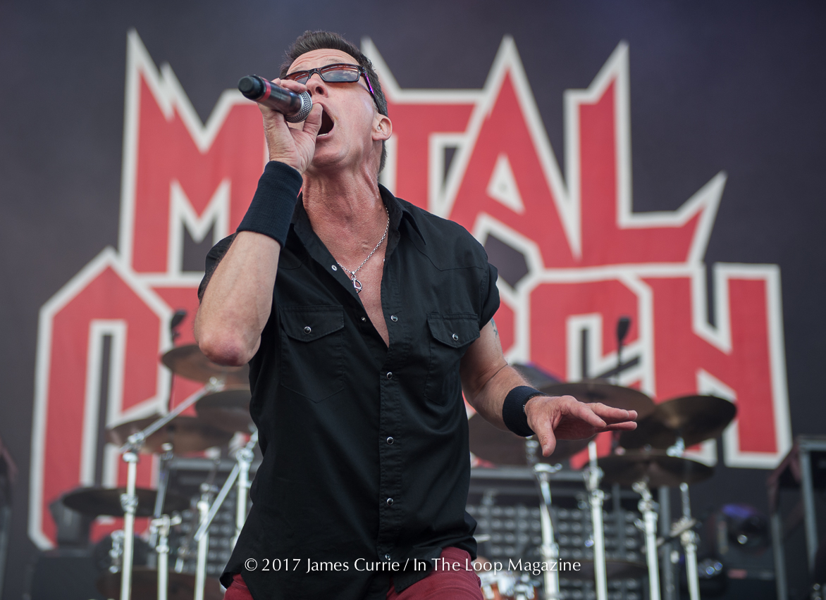 Metal Church @ Chicago Open Air