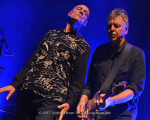 Midnight Oil @ The Vic
