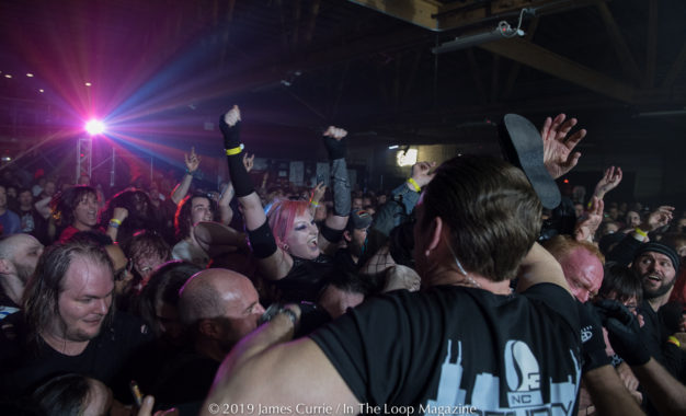 Opening Night Of The Wax Trax! Event At House Of Vans Chicago Featuring Ministry And Cold Cave