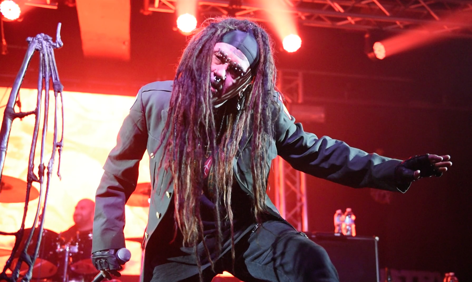 Photo Gallery : Ministry New Years Eve @ Concord Music Hall Chicago