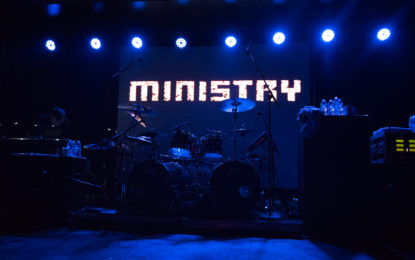 ITLM OTR Series Presents : Ministry / SMM : Live in Las Vegas