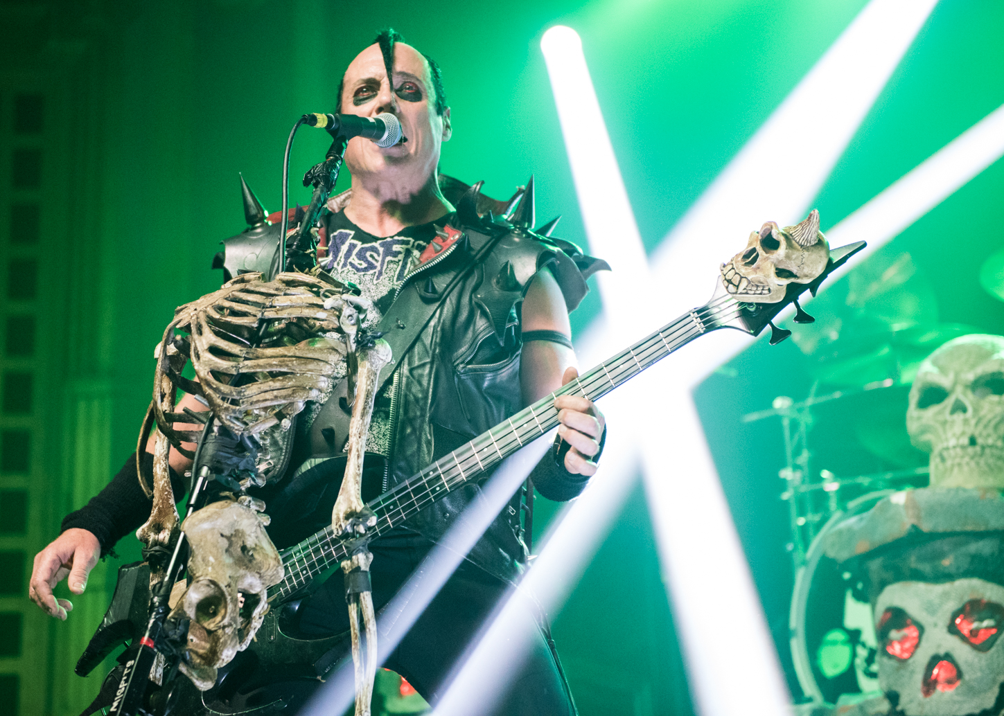 "Misfits ""Static Age Revisited"" Tour Hits The Portage"