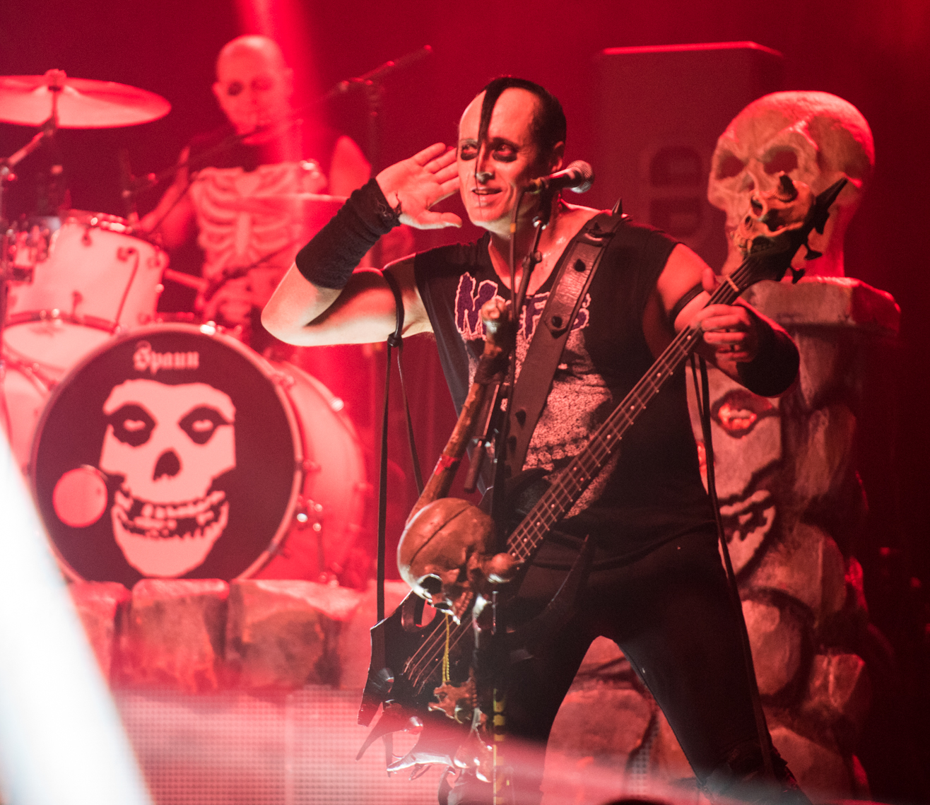 Photo Gallery : Misfits @ Portage Theater
