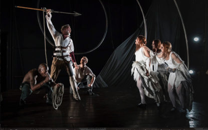 "Lookingglass' ""Moby Dick"" Offers Spectacular Theatrical Experience"