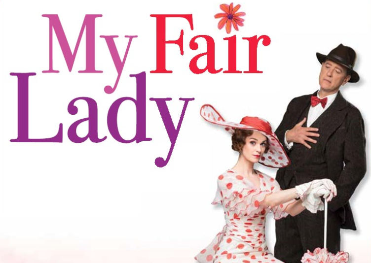 Lyric's 'My Fair Lady' an Energetic, Witty Delight