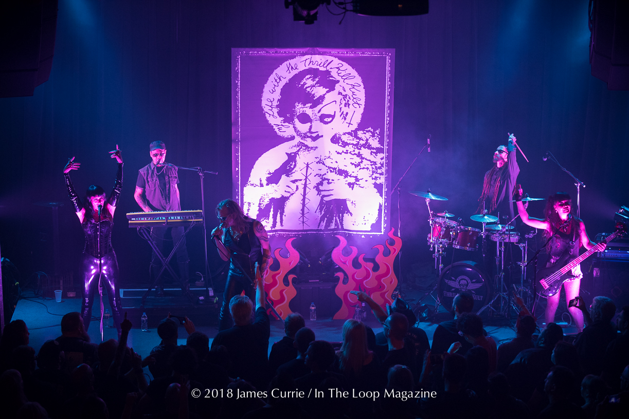 The Worlds Most Dangerous Kult Takes Over Chicago Suburb. How My Life With The Thrill Kill Kult Took On A Weekend Of Fresh Souls At Wire.