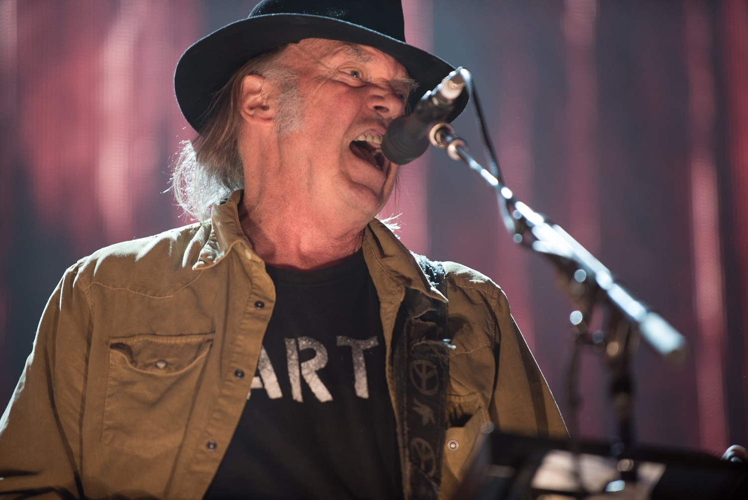 Photo Gallery : Neil Young @ Farm Aid