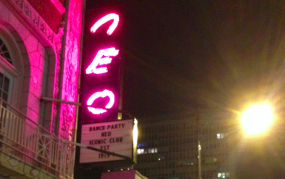 Neo, you are the one!  After 36 Years, Iconic, Alternative Night Club in Chicago Closes Its Doors